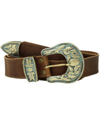 Leatherock - Abigail Belt (tobacco) Women's Belts - Lyst