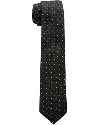 Etro - 6cm Polka Dot Tie (black) Ties - Lyst