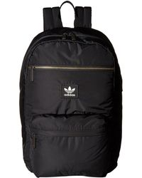 adidas Originals - Originals National Plus Backpack (major) Backpack Bags -  Lyst 0a9ce0efcfaa8