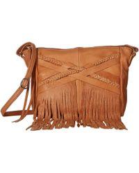 Day & Mood - Loreen Crossbody (camel) Cross Body Handbags - Lyst