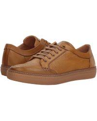 Mezlan Men's Ceres Perforated Low Top Sneaker Q8442K