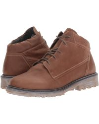 Naot - Limba (saddle Brown Leather) Men's Shoes - Lyst