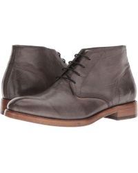 Frye - Chase Chukka (natural Tumbled Waxed Calf) Men's Pull-on Boots - Lyst