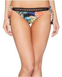 Lucky Brand - Side Tie Hipster Bikini Swimsuit Bottom - Lyst