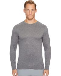 Perry Ellis | Pe360 Active Stretch Heathered Crew | Lyst