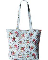 361d9dddafad Lyst - Vera Bradley Iconic Tote Bag (classic Black) Tote Handbags in ...