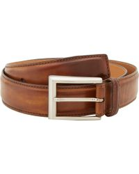Magnanni - Catalux Tabaco Belt - Lyst