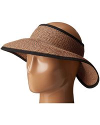 1340d96c7ae San Diego Hat Company - Ubv002 Ultrabraid Visor With Ribbon Lining  (fuchsia) Casual Visor