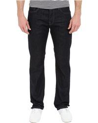Mavi Jeans - Zach Classic Straight Fit In Rinse Williamsburg (rinse Williamsburg) Men's Jeans - Lyst