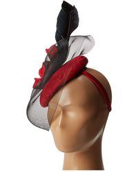 San Diego Hat Company - Drs3557 Dressy Derby Hat (red) Caps - Lyst 75bb893ba68