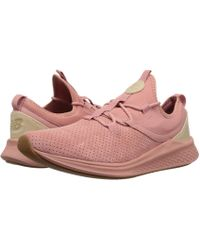 New Balance - Fresh Foam Lazr Luxe (dusted Peach/dusted Peach) Running Shoes - Lyst