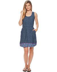 Mountain Khakis - Emma Dress (twilight Print) Women's Dress - Lyst