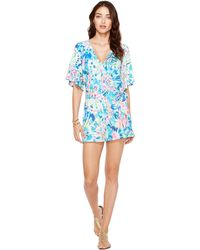 ca85c0dbb6c7 ... Women s Jumpsuit   Rompers One Piece.  198. Zappos · Lilly Pulitzer -  Madilyn Romper - Lyst