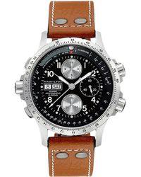 Hamilton - Khaki X-wind - H77616533 (black) Watches - Lyst