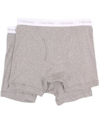 CALVIN KLEIN 205W39NYC - Big & Tall 2-pack Boxer Brief - Lyst