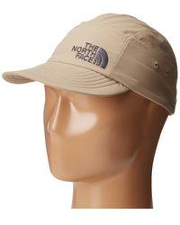 The North Face - Horizon Folding Bill Hat - Lyst