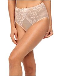 L'Agent by Agent Provocateur - Leola High Waisted Brief - Lyst