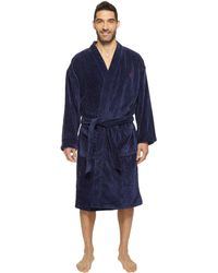 45afa53f70 Polo Ralph Lauren - Terry Shawl Robe (white) Men s Robe - Lyst