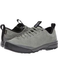Arc'teryx - Acrux Sl Leather Gtx Approach (radicchio/radicchio) Women's Shoes - Lyst