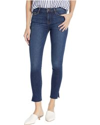 Sanctuary - Social Standard Ankle Skinny Jeans In Detroit Blue (detroit Blue) Women's Jeans - Lyst