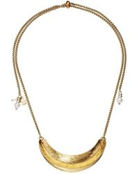 Lucky Brand - Dimensional Collar Necklace - Lyst