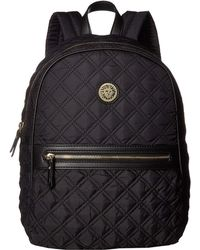 Anne Klein - Nylon Remix Backpack (black/black) Backpack Bags - Lyst
