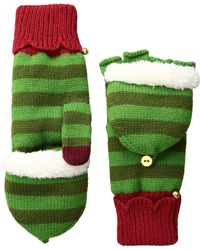 San Diego Hat Company | Knh3474 Elf Stripe Gloves | Lyst