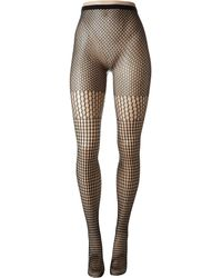 Pretty Polly - Square Net Tights - Lyst