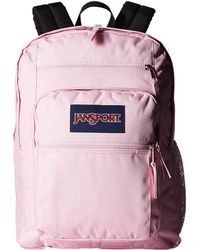 Jansport - Big Student (pink Mist) Backpack Bags - Lyst 1d1b3d0b12f4d