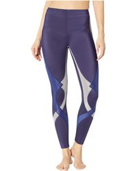 CW-X - Stabilyxtm Tight (black/bright Rainbow Stitch) Women's Workout - Lyst
