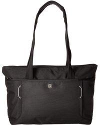 Victorinox - Werks Traveler 6.0 Shopping Tote (black) Luggage - Lyst