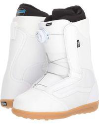 Vans - Encoretm '18 (white/gum) Women's Snow Shoes - Lyst