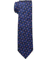 Psycho Bunny - Dot Neat Tie (red) Ties - Lyst