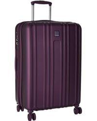Hedgren - Transit Gate Medium Expandable Spinner (snorkled Blue) Luggage - Lyst