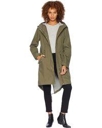 Ilse Jacobsen - Raincoat (army) Women's Coat - Lyst