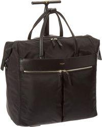 Knomo - Mayfair Sedley Boarding Tote (black) Tote Handbags - Lyst