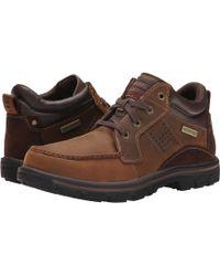 Skechers - Relaxed Fit Segment - Melego (dark Brown) Men's Shoes - Lyst