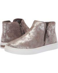Trask - Lana (pewter Metallic Italian Suede) Women's Shoes - Lyst