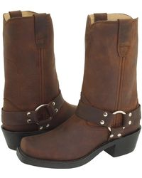 Durango - Rd594 (gaucho Distress Leather) Women's Pull-on Boots - Lyst