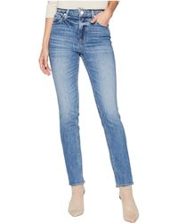 PAIGE - Sarah Slim Jeans In Embarcadero (embarcadero) Women's Jeans - Lyst