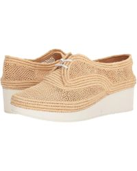 Clergerie - Vicoleo (natural Raffia) Women's Shoes - Lyst
