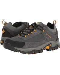 Columbia - Granite Ridge Waterproof (cordovan/rusty) Men's Shoes - Lyst
