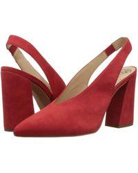 93bd3cc4dce2 Vince Camuto - Tashinta (tomato Tango) Women s Shoes - Lyst
