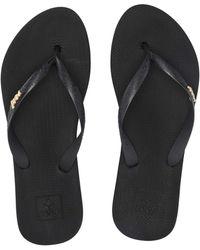 e7f22b9a6 Reef - Escape Lux + Bling (peach) Women s Sandals - Lyst