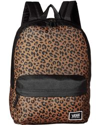 Vans - Realm Classic Backpack (chambray Floral) Backpack Bags - Lyst