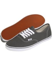 bd2203e14a7 Lyst - Vans Old Skool (leather) Tawny Brown  True White in Brown