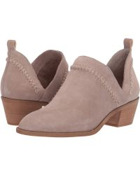59e3a02eee9 Lyst - Sole Society Nikkie (taupe) Women s Boots in Gray