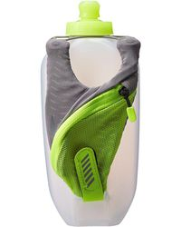 Nike - Large Handheld Flask 20oz (dust/volt/silver) Athletic Sports Equipment - Lyst