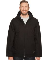 Timberland - Extended Baluster Insulated Hooded Work Jacket - Lyst