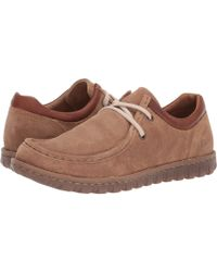 Born - Gunnison (tan Full Grain Leather) Men's Shoes - Lyst